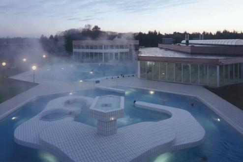 Campings met overdekt zwembad klein vink arcen limburg - Klein natuurlijk zwembad ...