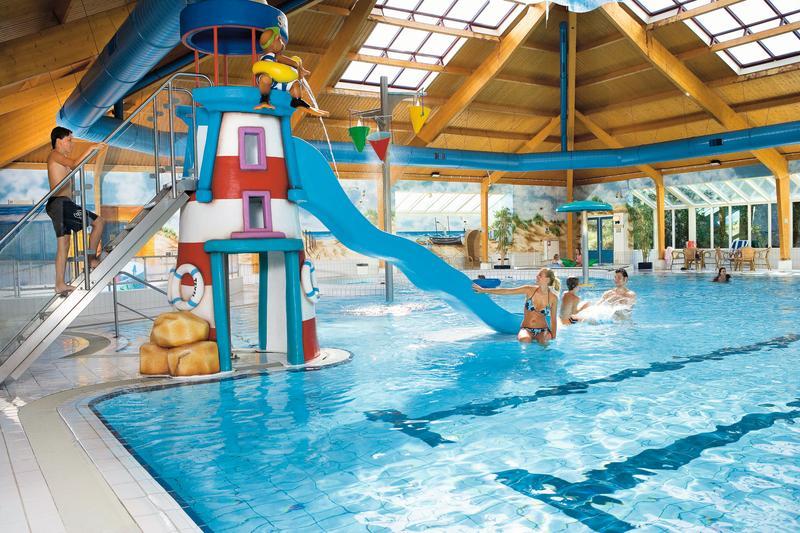 Campings Met Overdekt Zwembad Sluftervallei De Cocksdorp Noord Holland
